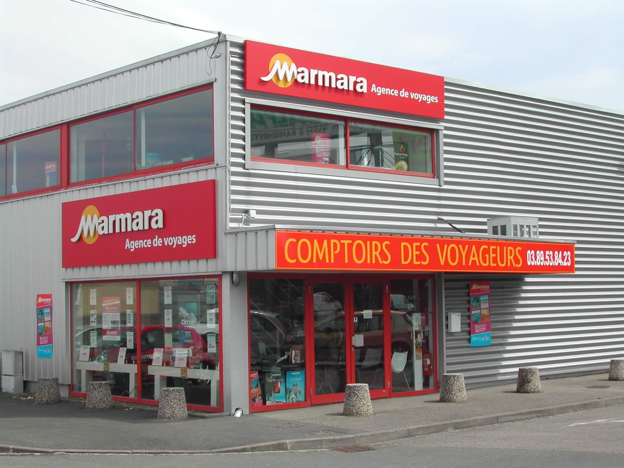 Agence Marmara Mulhouse