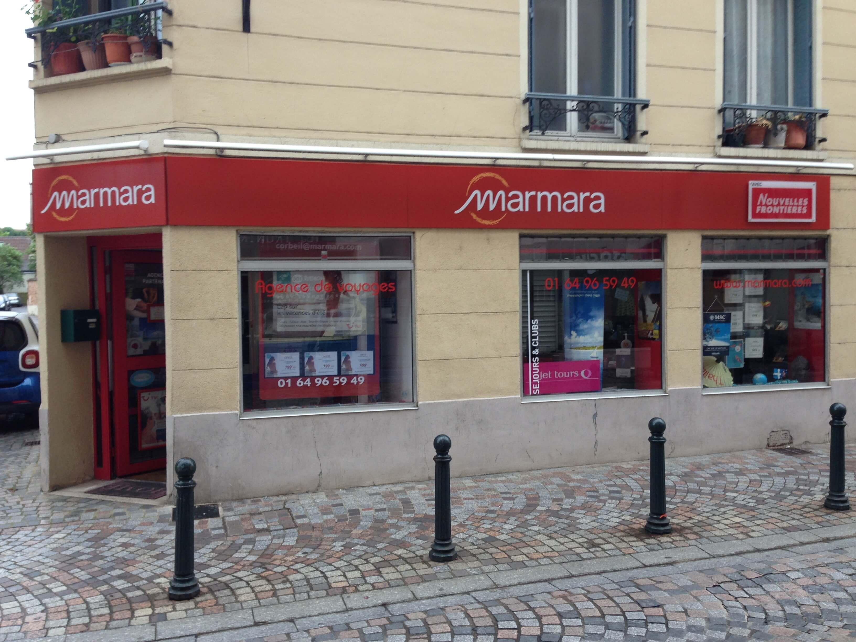 Agence Marmara Corbeil