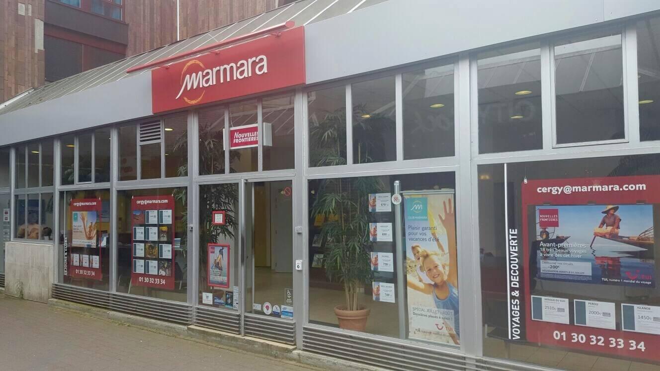 Agence Marmara Cergy Pontoise