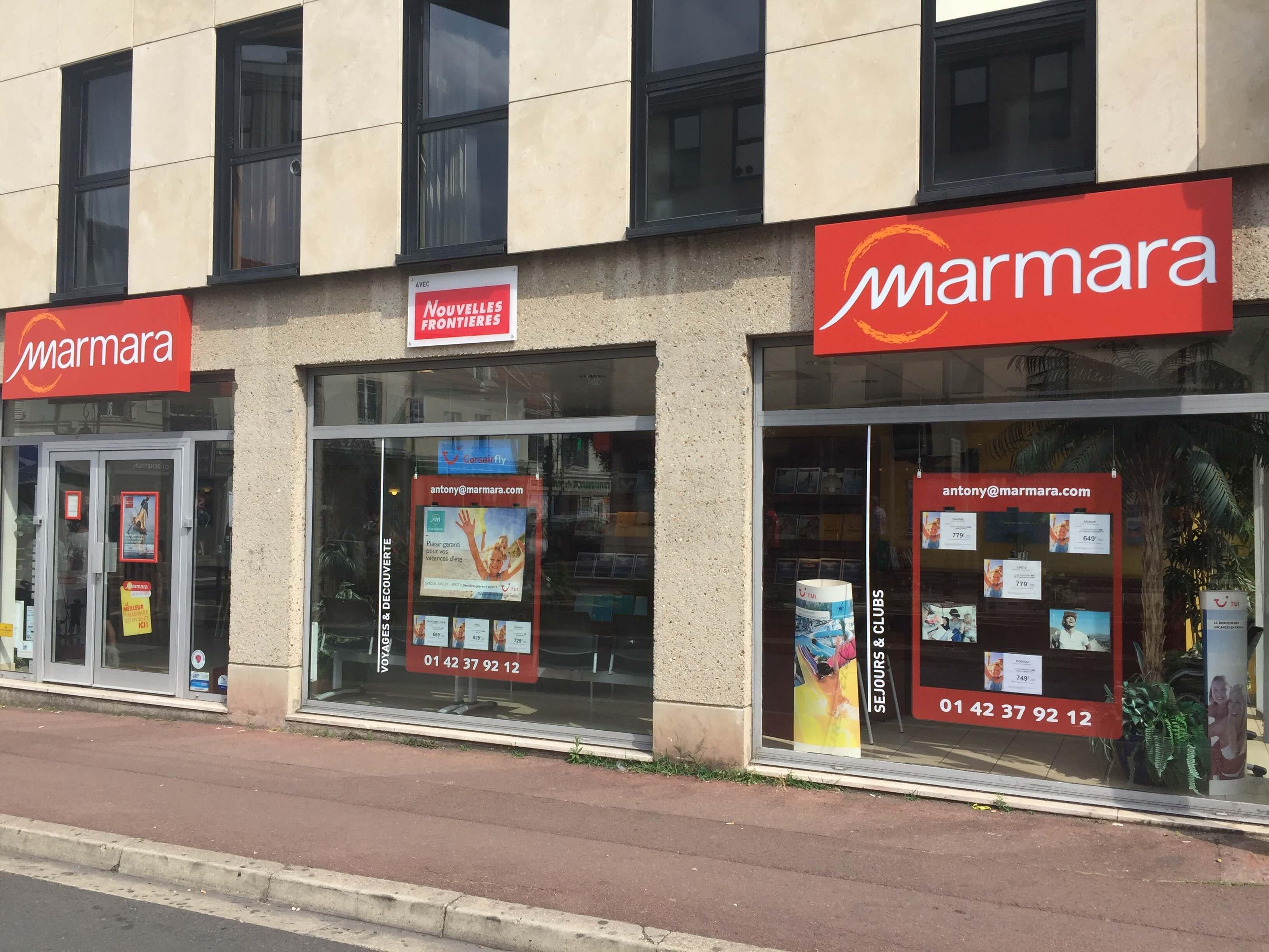 Agence Marmara Antony