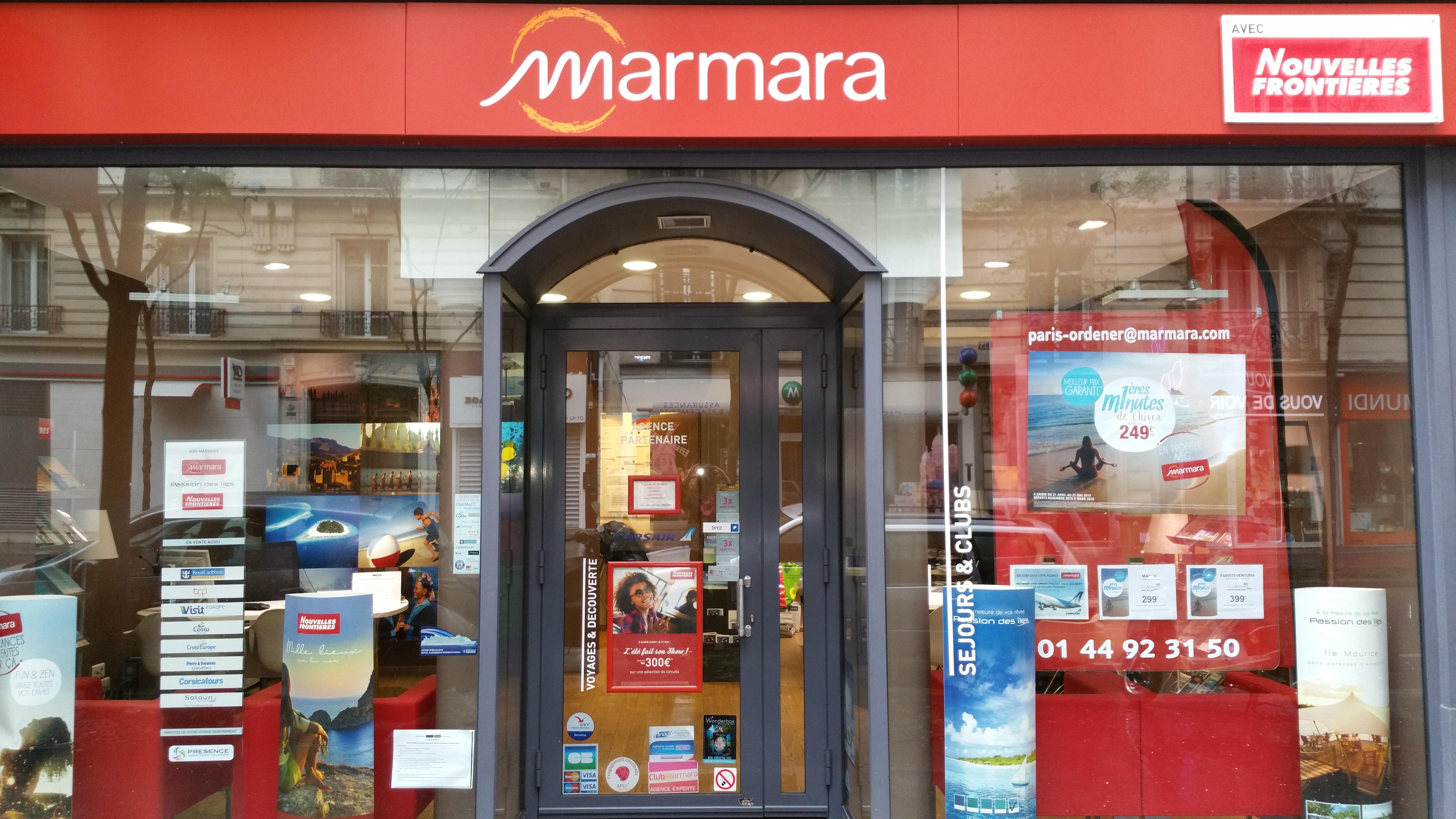 Agence Marmara Paris 18ème
