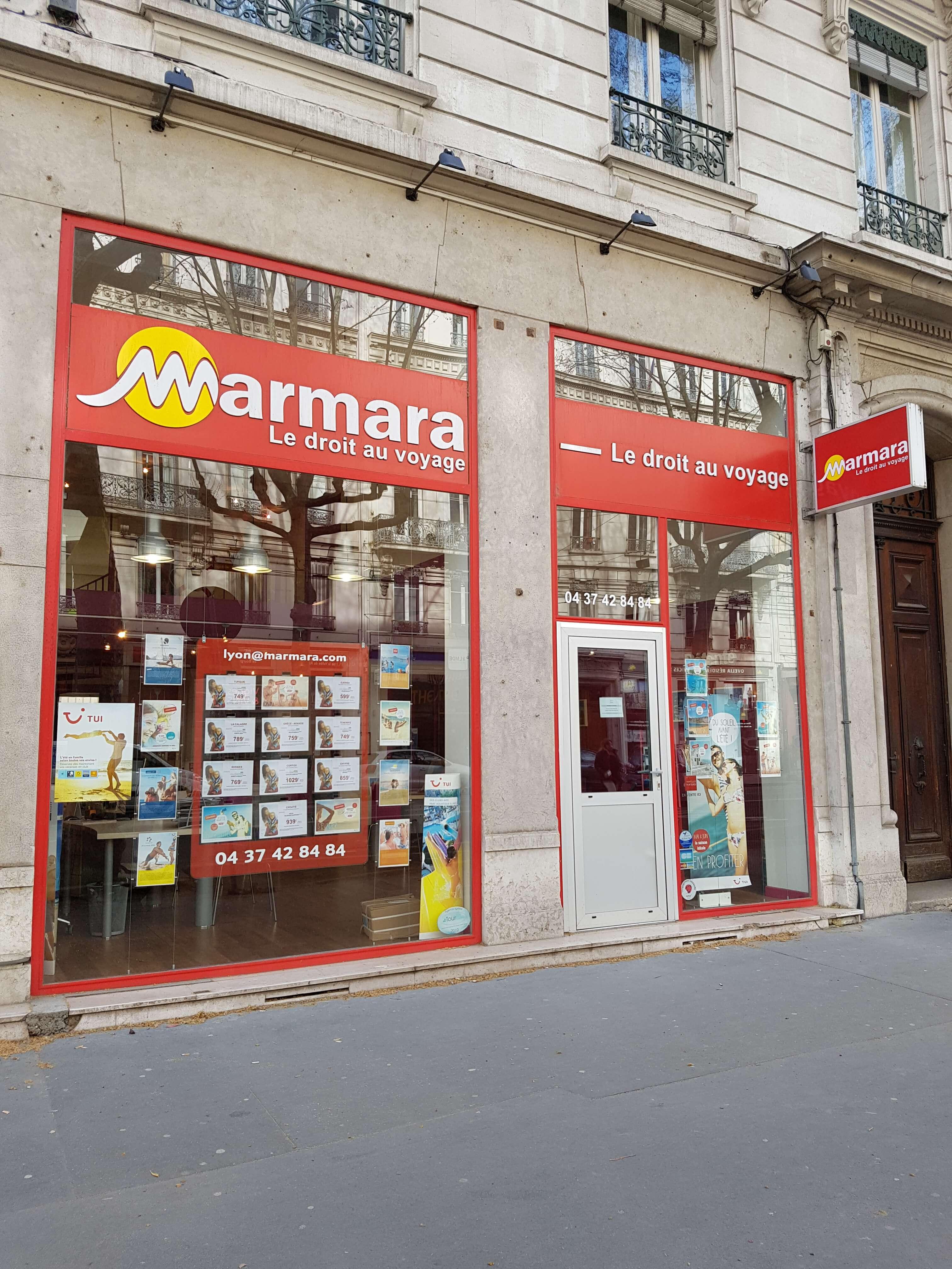 Agence Marmara Lyon