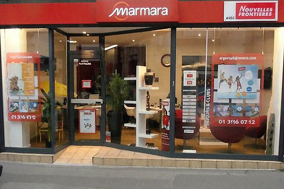 Agence Marmara Argenteuil