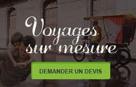voyage sur mesure Sénégal