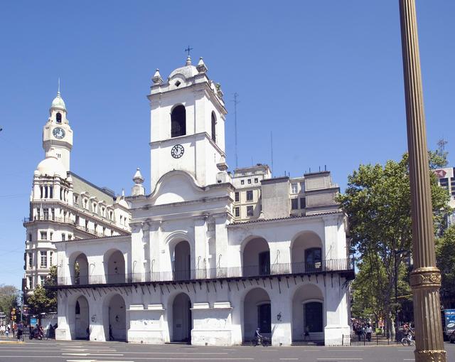 Vol Buenos Aires - Le Cabildo - Nouvelles Frontières