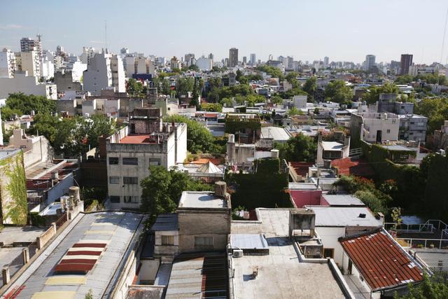 Vol Buenos Aires - Le Quartier de Palermo - Nouvelles Frontières