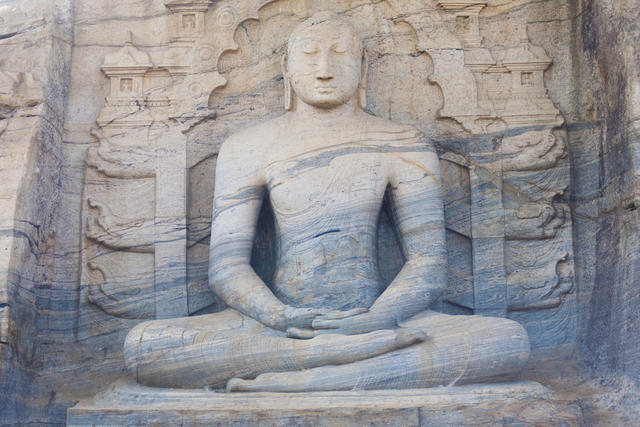 Colombo - Temple de Kelani Raja Maha Viharaya - Nouvelles Frontières