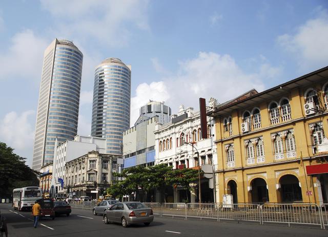 Colombo - Théâtre Elphinstone - Nouvelles Frontières