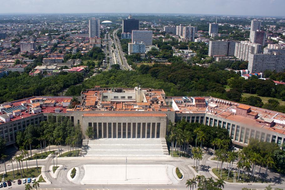 Vol La Havane - Musée de la Révolution - Nouvelles Frontières