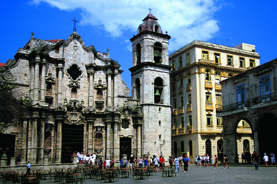 Vol La Havane - Habana Vieja - Nouvelles Frontières