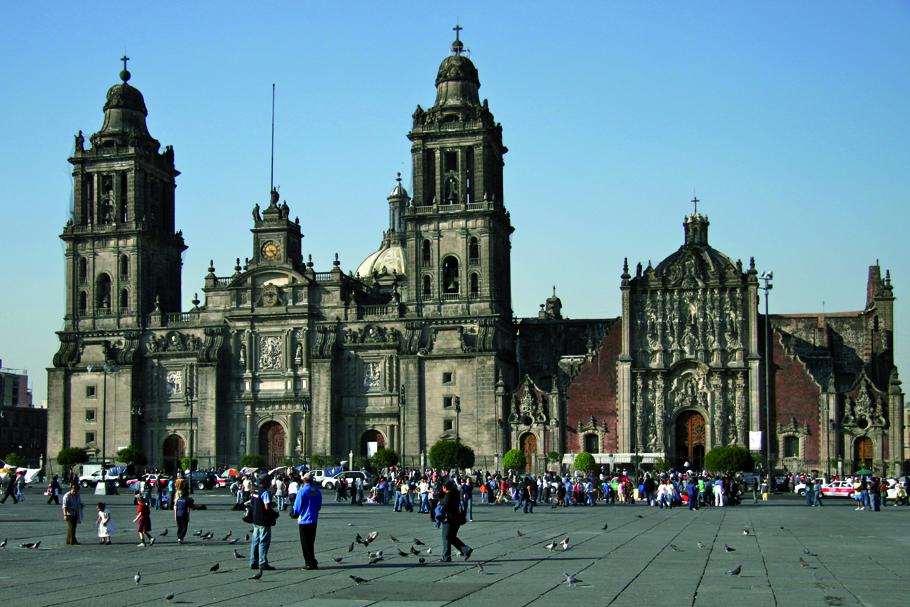 Vol Mexico - Centre historique - Nouvelles Frontières