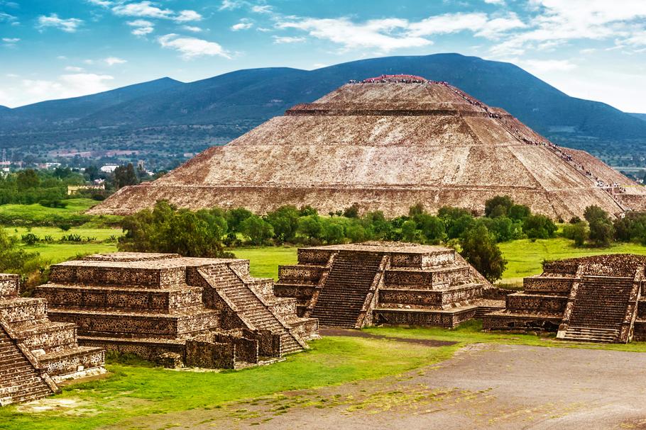 Vol Mexico - Teotihuacán - Nouvelles Frontières